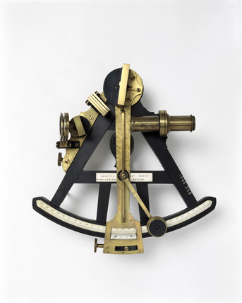 Sextant by Casella (Science Museum / Science & Society)
