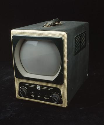 Ekco television receiver, type TMB272, 1955.