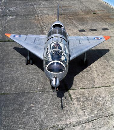 Short SC 1 VTOL aircraft XG900, 1957.