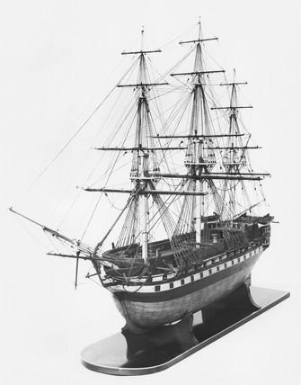 East Indiaman, c 1815.