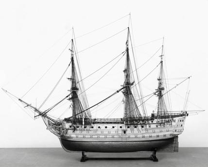 HMS Victory, 1805.