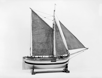 Rigged model of an English