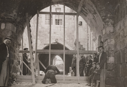 Jerusalem, 1939.