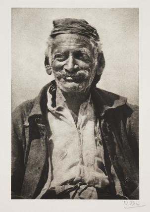 Greek man, c 1935.;