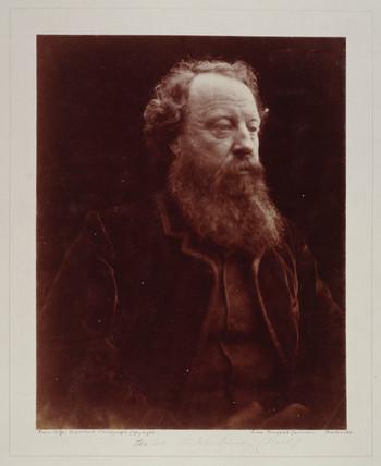 'The Late Sir John Simeon (Bart)', 1870.