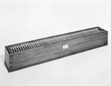 The original Cruickshank galvanic
