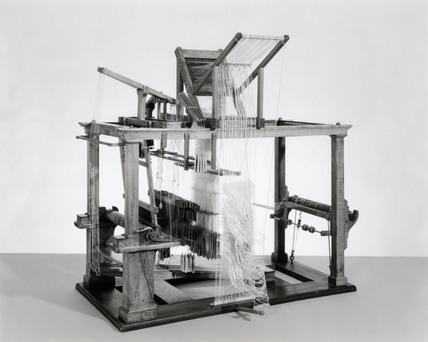 Dangon's loom, 1606.
