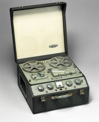 Ferrograph tape recorder, c 1960.