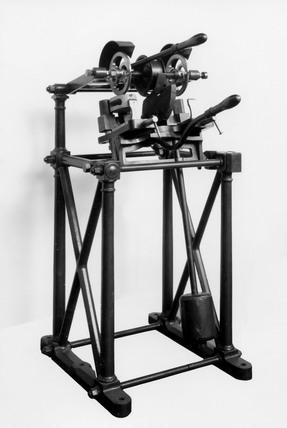 Scoring machine, yard No. 1929, c 1804.