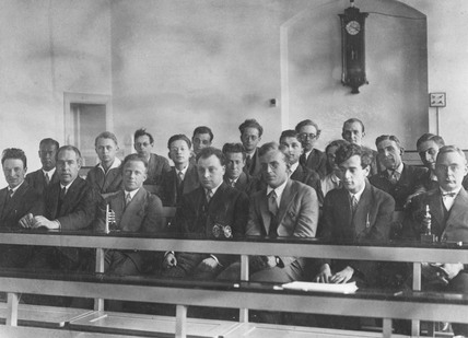 Copenhagen Conference, 1930.