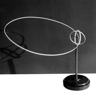 Model of a lithium atom according to the Bo