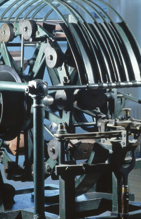 Portsmouth Block-making Machinery, 1819.