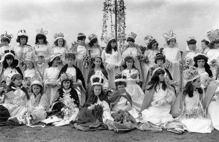 Sittingbourne May Queen Festival, Kent, 1968.