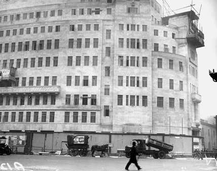 BBC Broadcasting House, Portland Place, Lon