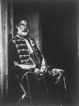 Omar Pascha, c 1855.
