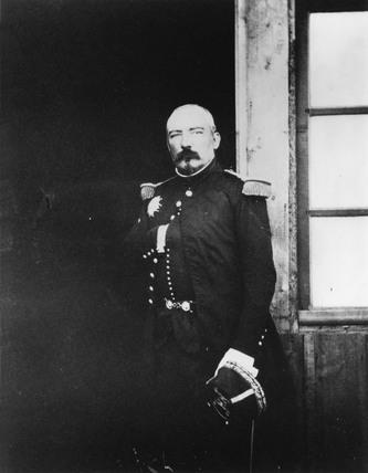 General Bosquet, c 1855.