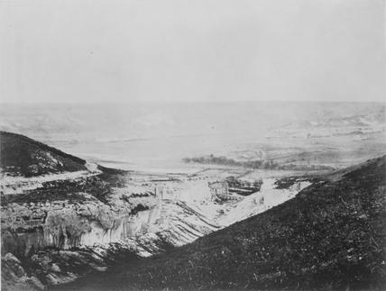 Valley of Inkermann, February 1856.