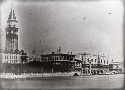 Doge's Palace, Venice, Italy, c 1841.