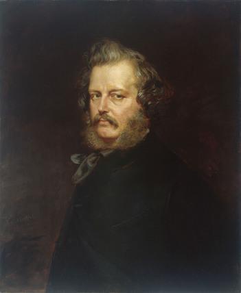 Joseph Burch, inventor, 1860.
