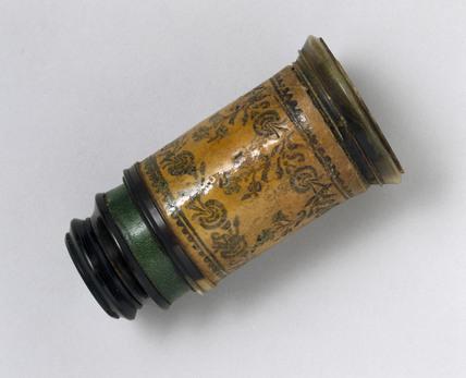 Prospect or opera glass, 18th century.