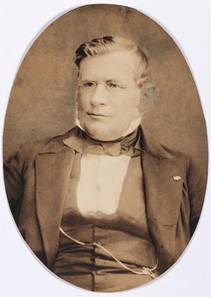 John Crampton, 1860s.