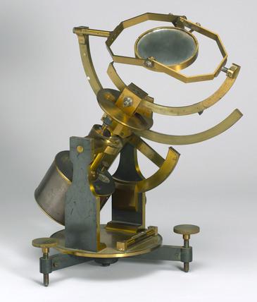 Heliostat, 1850-1880.