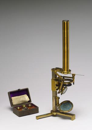 Amici microscope, 1841.