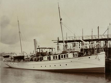 SS 'Beryl', c 1895-1919.