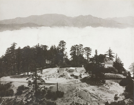 Mount Wilson Observatory, California, USA, 1916-1918.