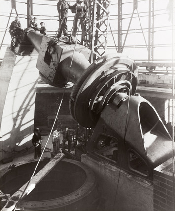 74 inch reflecting telescope, Pretoria, Gauteng, South Africa, 1938.