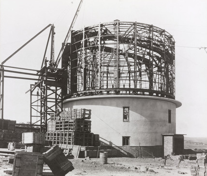 74 inch reflecting telescope, Pretoria, Gauteng, South Africa, 1938.