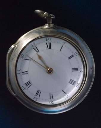 Cylinder watch by Ellicott. London, c 1773.