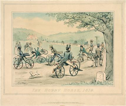 'The Hobby Horse, 1819', 1894.
