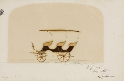 Charabanc, 1850-1900.