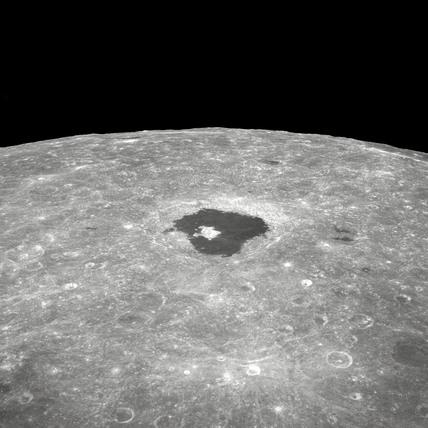 Crater Tsiolkovsky, 12/24/1968