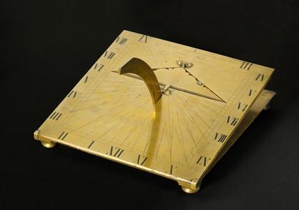 Universal equinoctial sundial, Danish, 18th century.