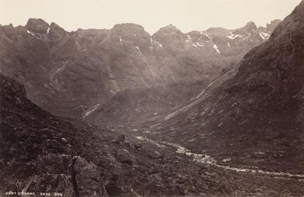 'Hart O'Corry, Skye', Scotland, c 1850-1900.