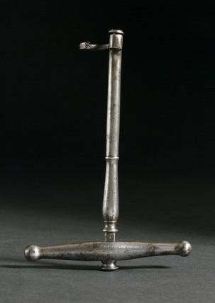 Dental key, English, late 18th century.