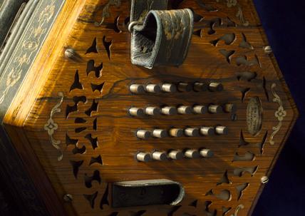 Wheatstone concertina, 1851.