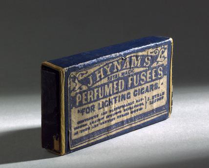 Fusees, c 1865.