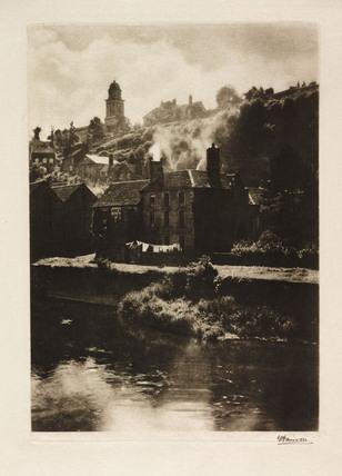 'Bridgenorth', c 1895.