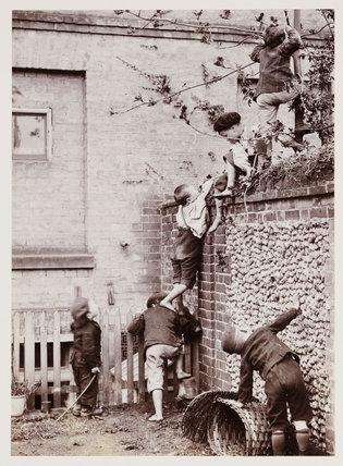'I Spy', 1888.