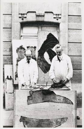 Furriers, c 1910.