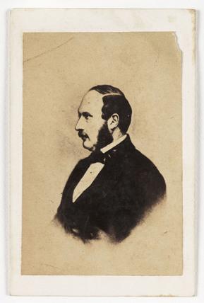 Prince Albert, c 1860.