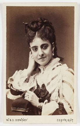 'Patti', c 1870.