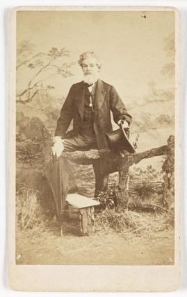 John Baptiste Norton, c 1870.