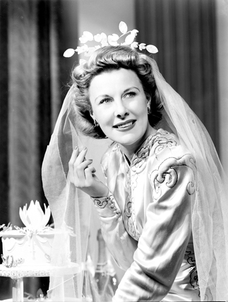 Bride, c 1949.