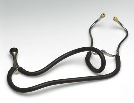 Binaural stethoscope, mid 20th century.