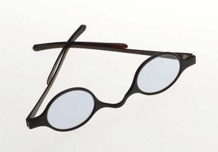 Straight spectacles, 1751-1820.