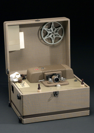 Kodascope Eight -500 cine projector, 1955.